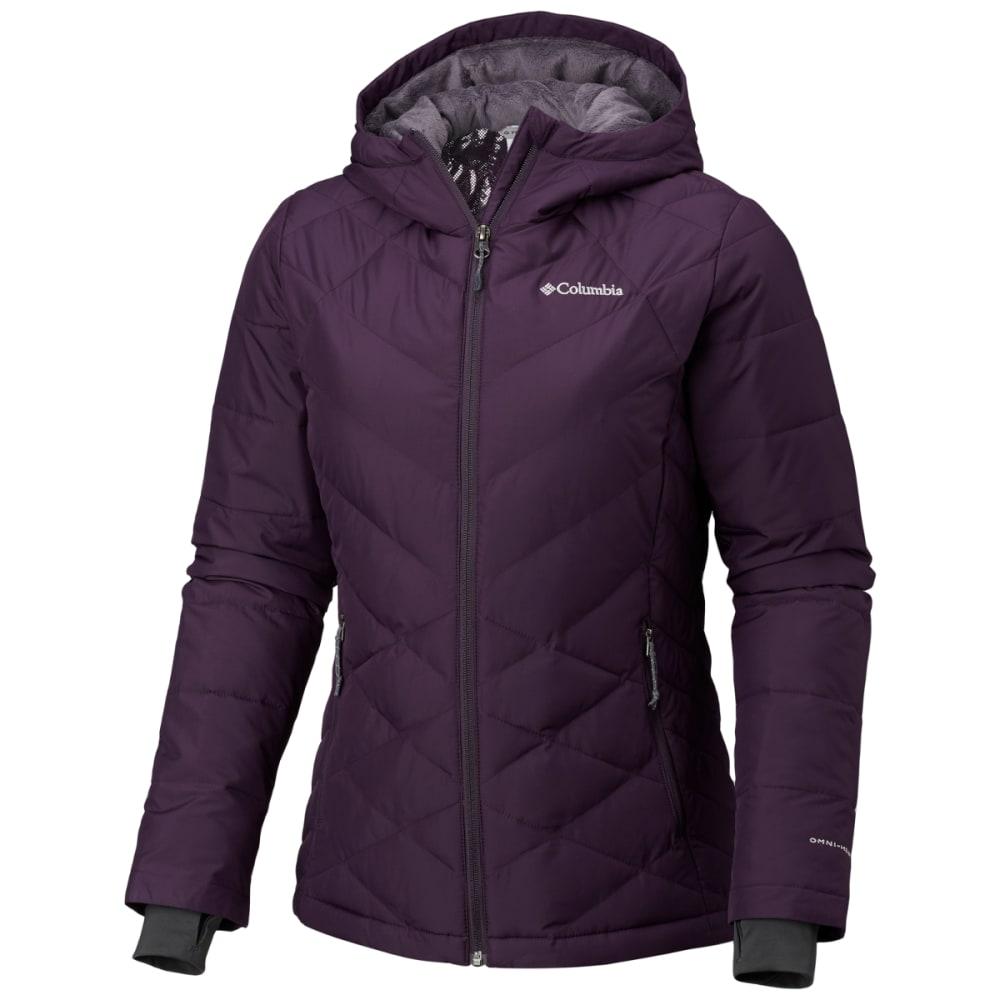 COLUMBIA Women s Heavenly Hooded Jacket - Eastern Mountain Sports 0db3f72aa