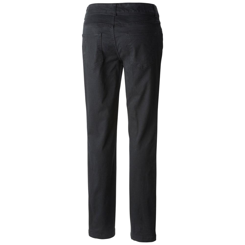 COLUMBIA Women's Sellwood Pants - 010-BLACK