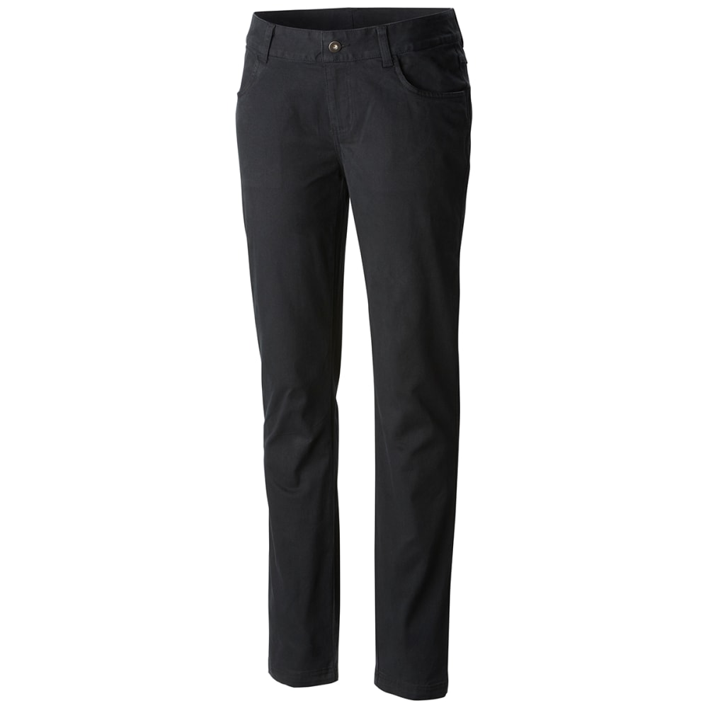 COLUMBIA Women's Sellwood Pants - 010-BLACK