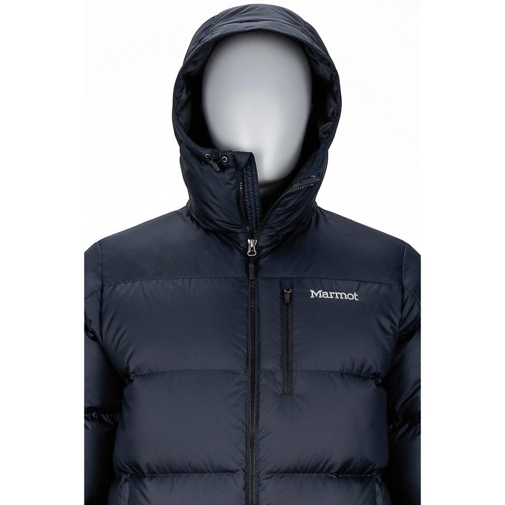 MARMOT Men's Guides Down Hoody Jacket - 001-BLACK