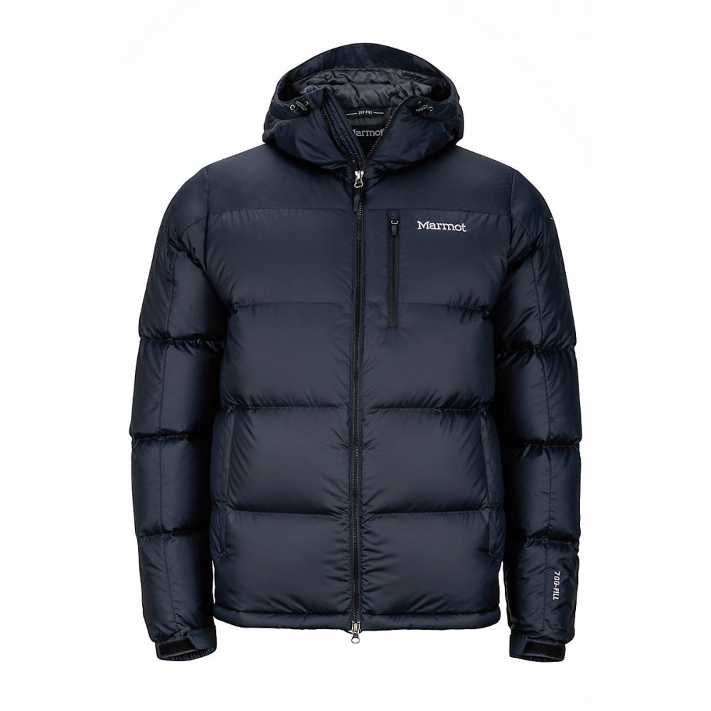 MARMOT Men's Guides Down Hoody Jacket - 001-BLACK