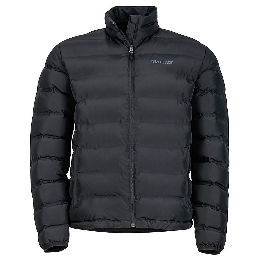 MARMOT Men's Alassian Featherless Jacket - 001-BLACK-74750