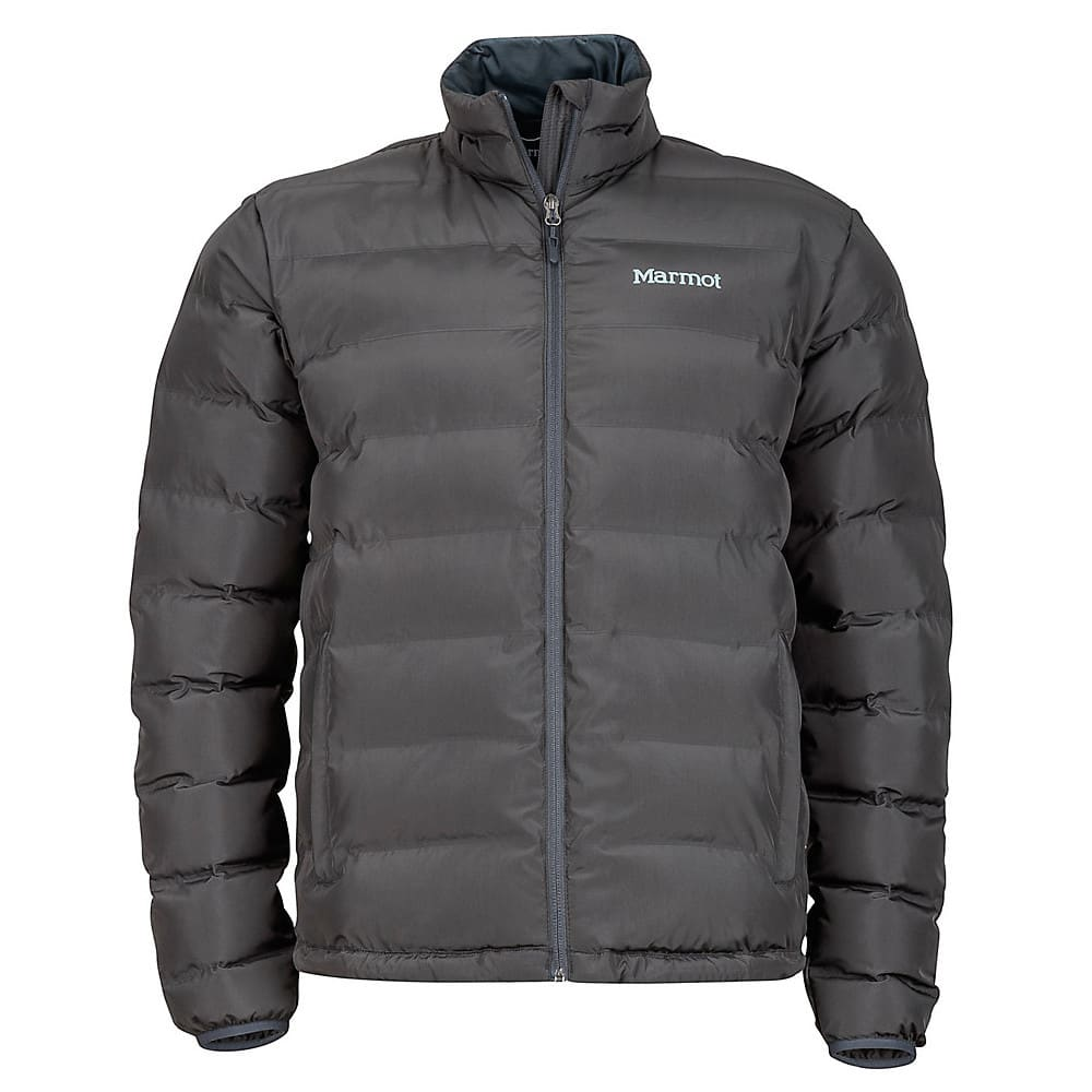 MARMOT Men's Alassian Featherless Jacket - 1440-SLATE GRY-74750