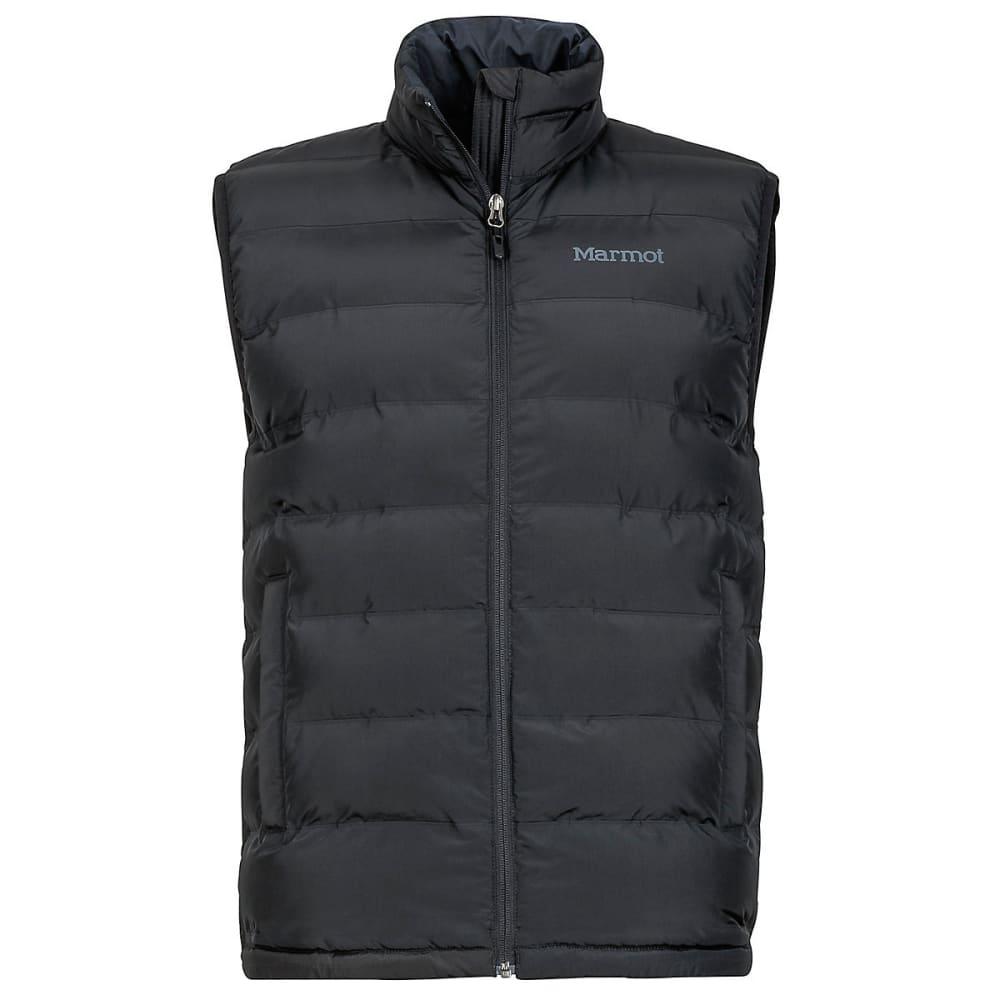 MARMOT Men's Alassian Featherless Vest - 001-BLACK