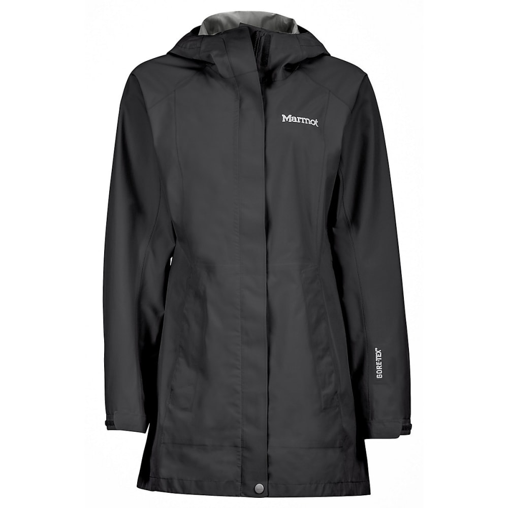 MARMOT Women's Essential Jacket - 001-BLACK