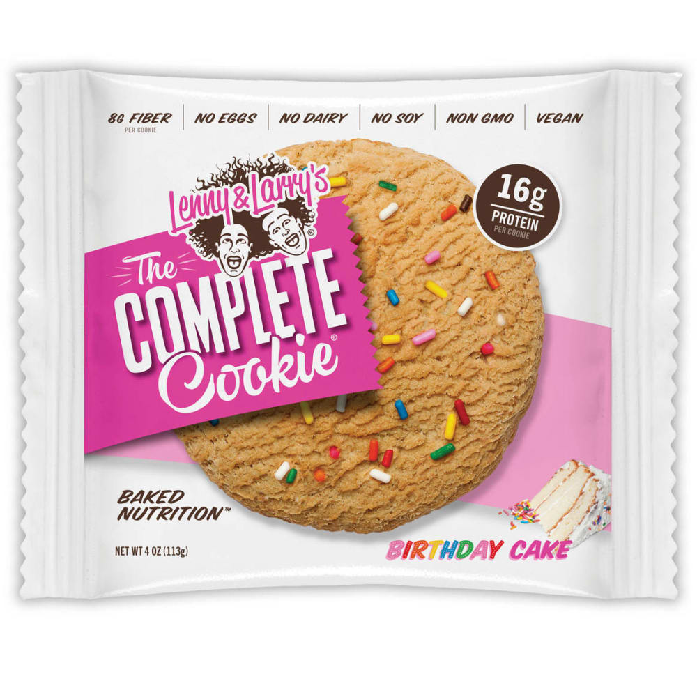 LENNY & LARRY'S Complete Cookie B-Day Cake - NO COLOR