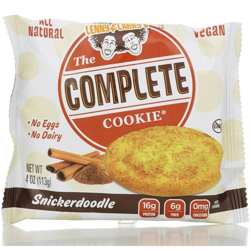 LENNY & LARRY'S Complete Cookie Snickerdoodle - NO COLOR