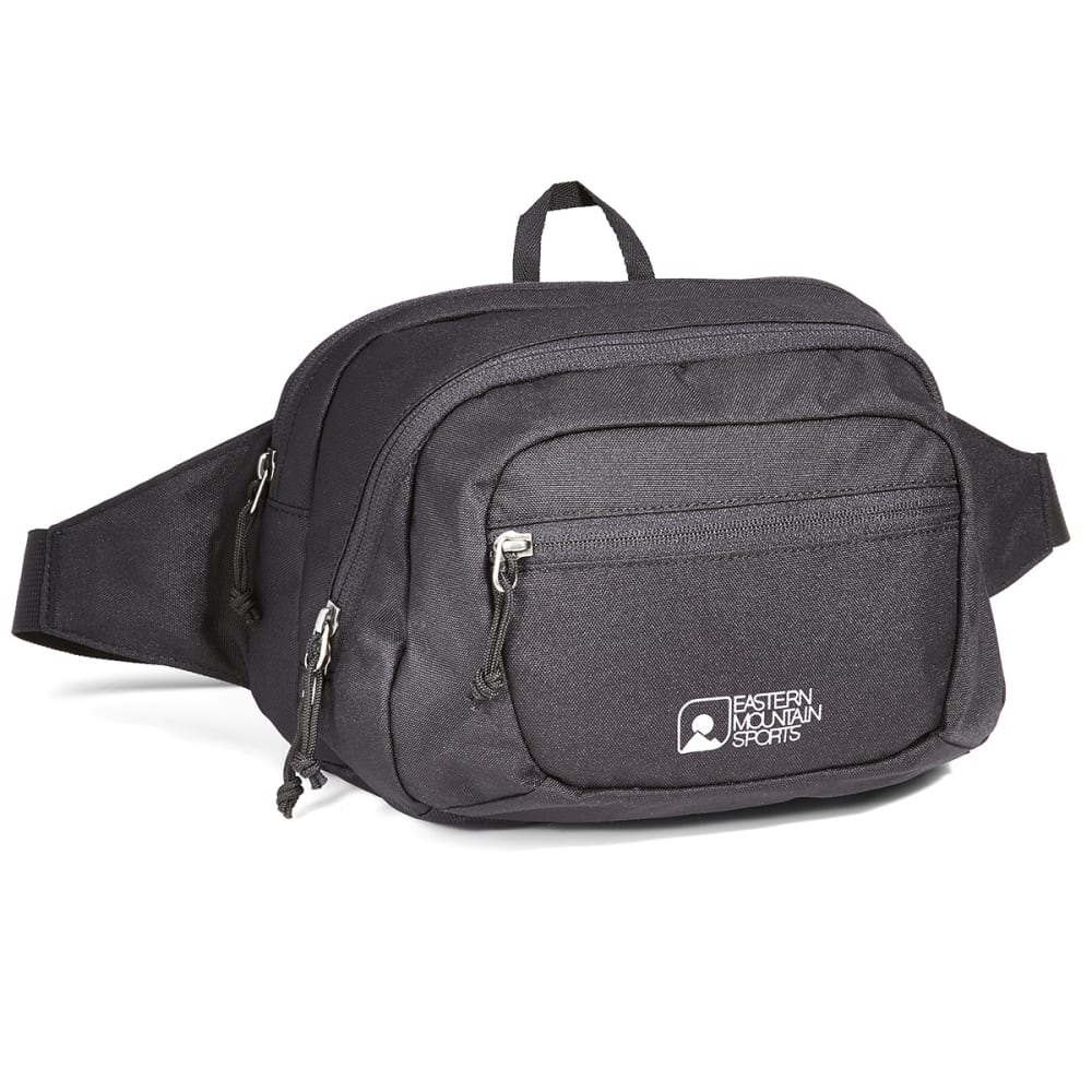 EMS Travel Waist Pack, Large - BLACK