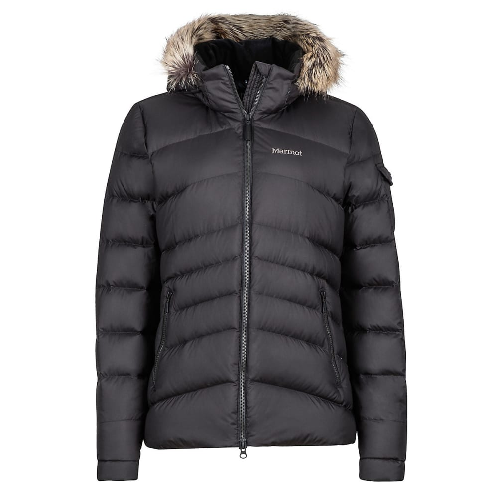 MARMOT Woman's Ithaca Jacket - 001-BLACK