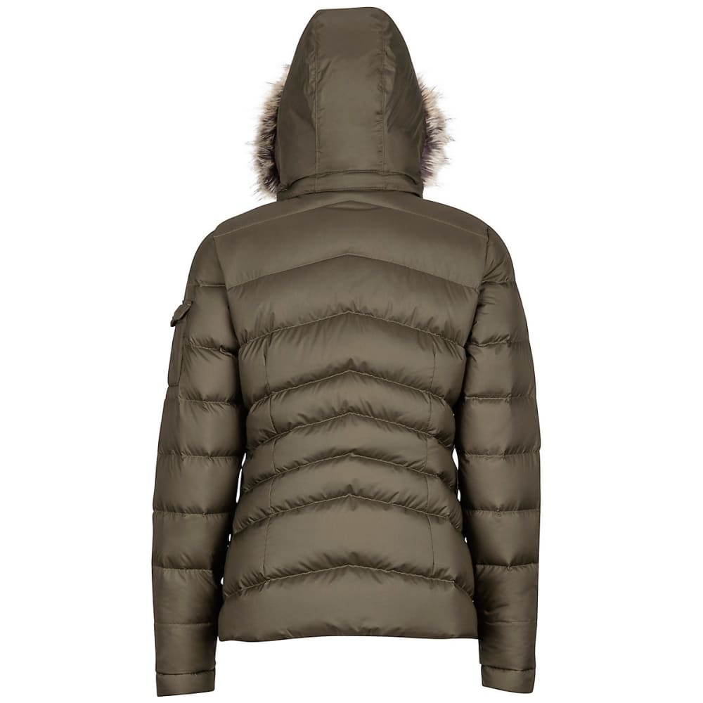 MARMOT Woman's Ithaca Jacket - 4381-DEEP OLIVE