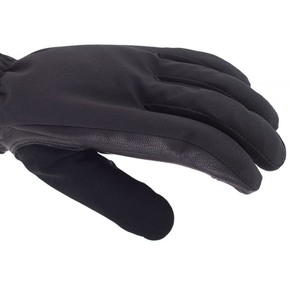 SEALSKINZ All Season Cycling Gloves - BLACK/CHARCOAL