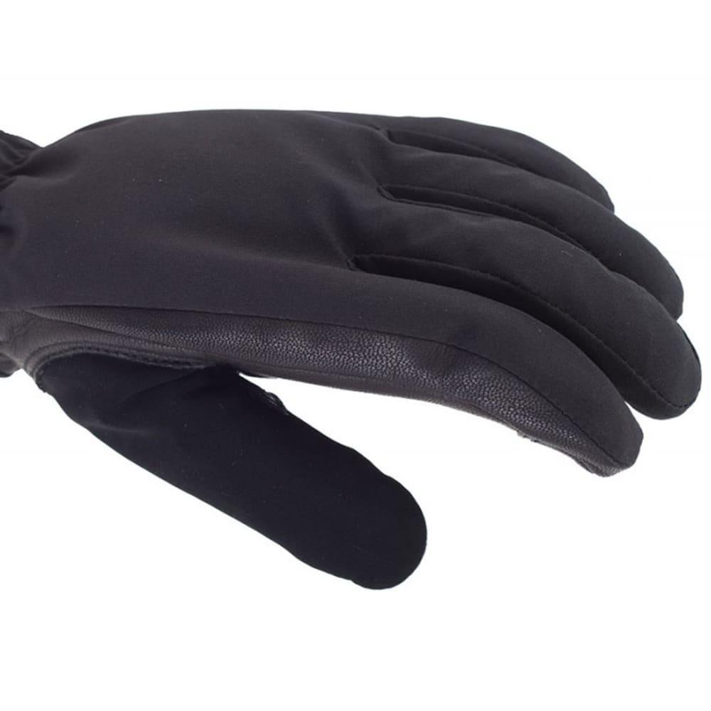 SEALSKINZ All Season Cycling Gloves - BLACK/CHARCOAL