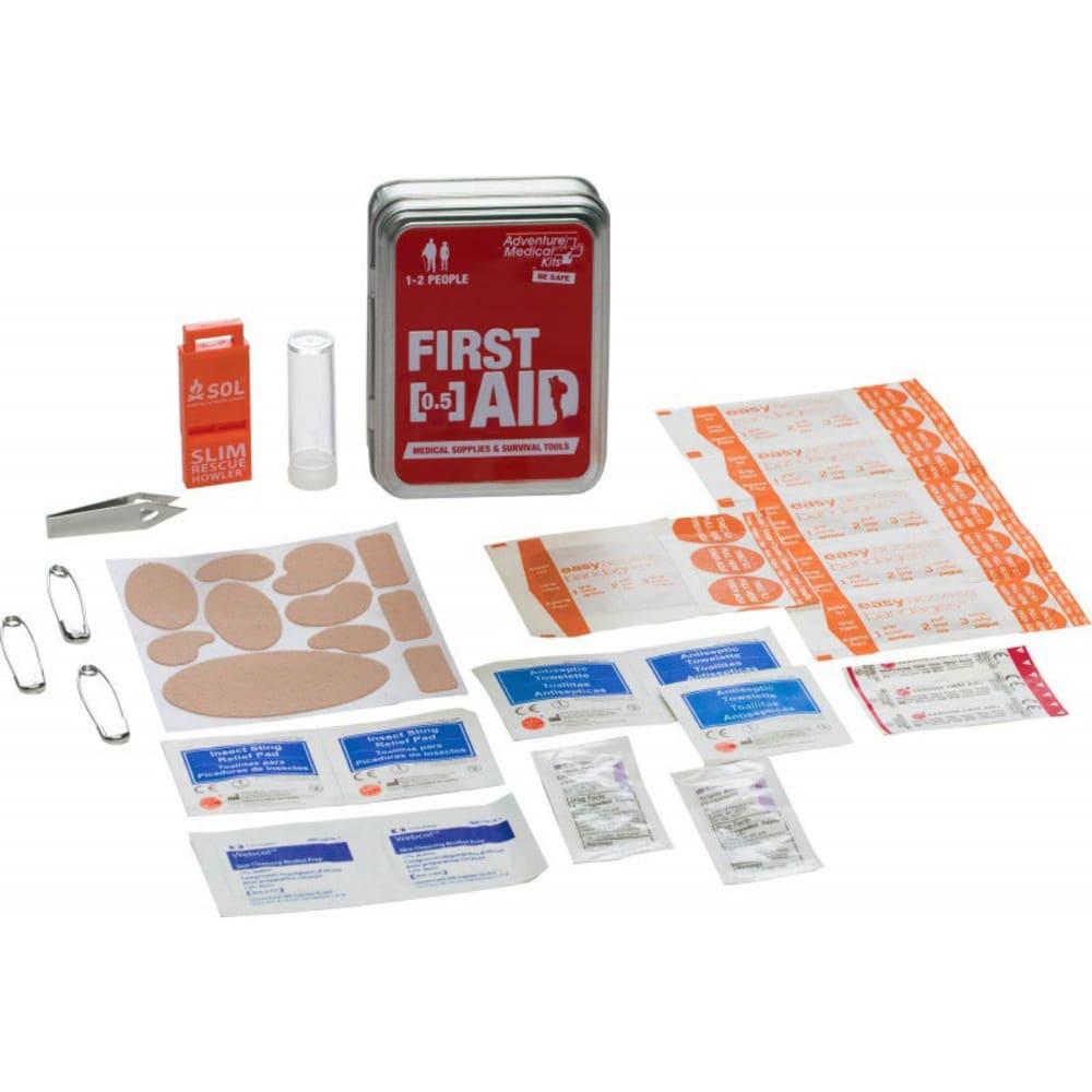 AMK Adventure First Aid, 0.5 oz Tin - NO COLOR