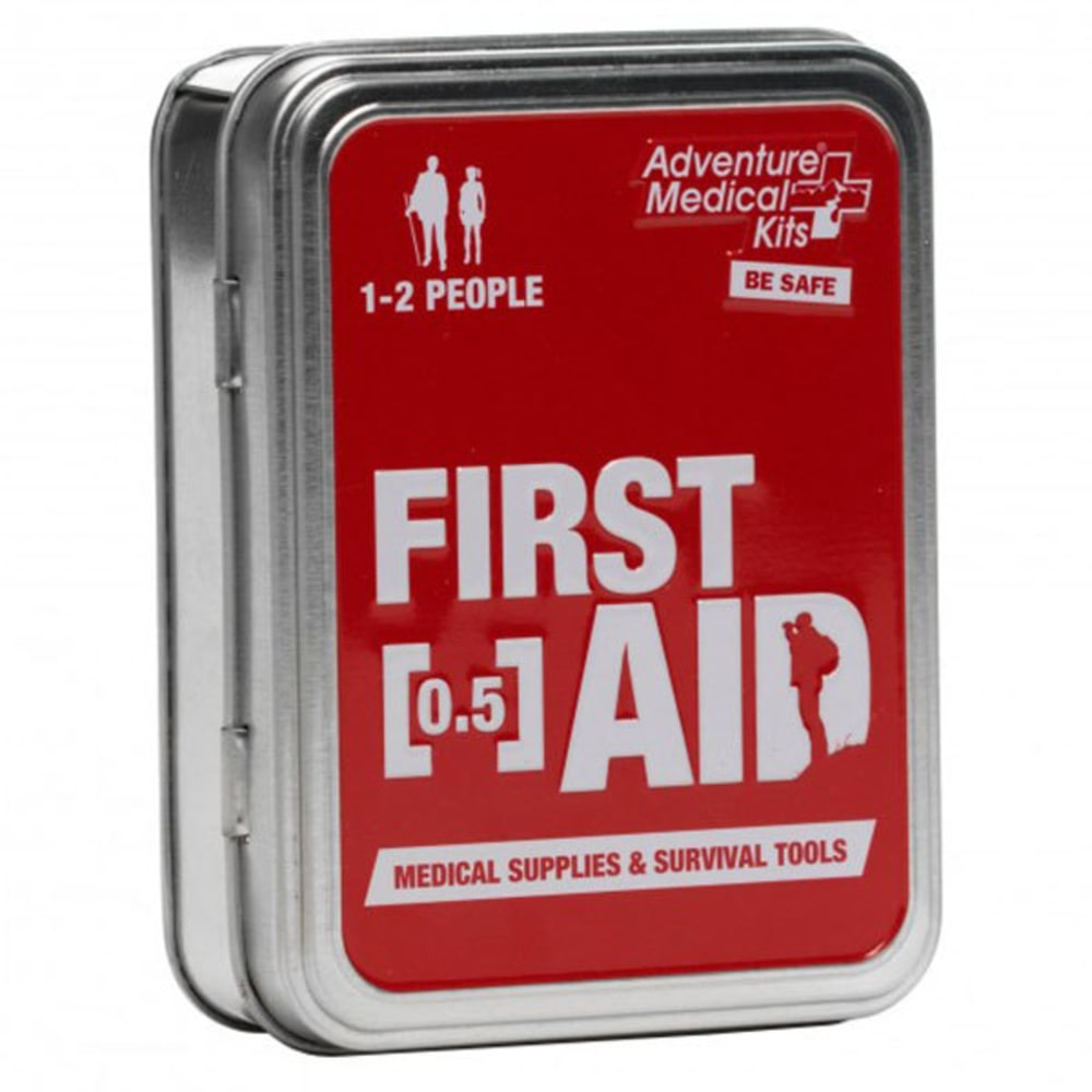 AMK Adventure First Aid, 0.5 oz Tin - NO COLOR