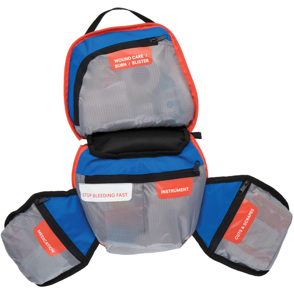AMK Mountain Backpacker First Aid Kit - BLUE