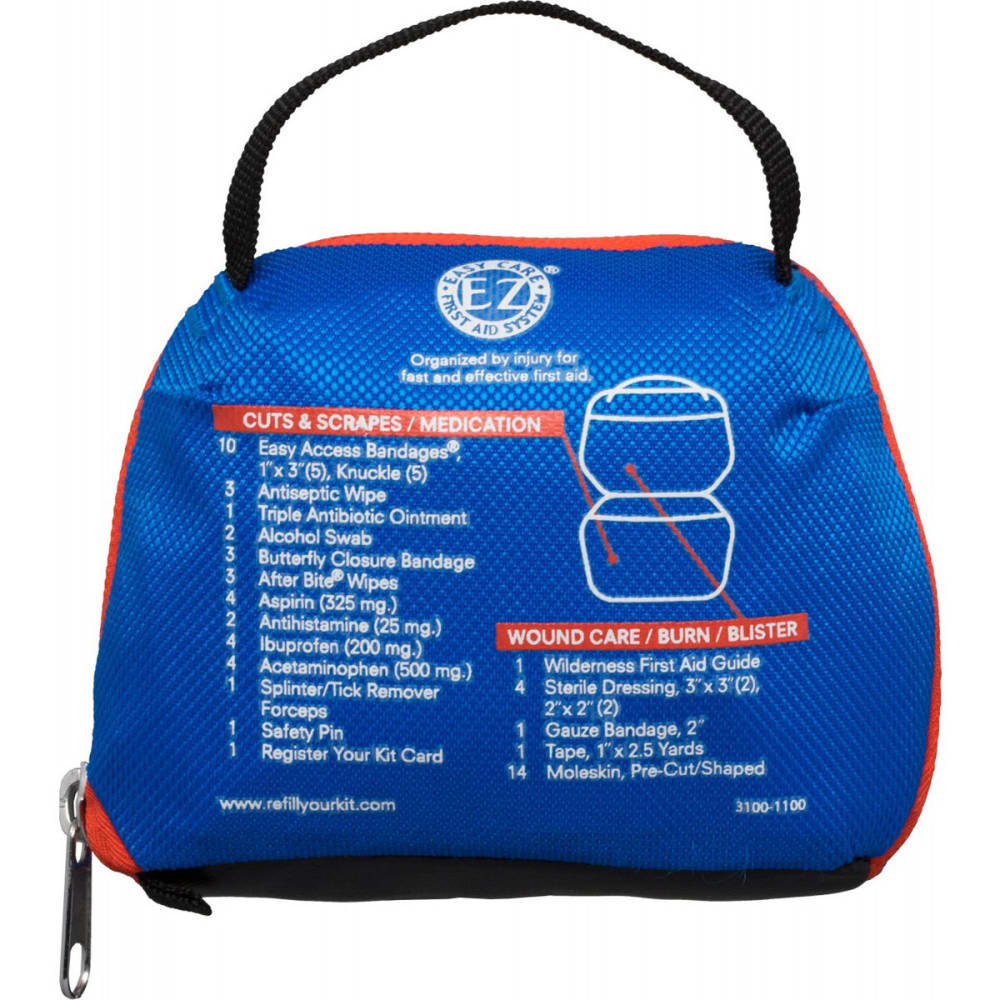 AMK Mountain Day Tripper Lite Medical Kit - BLUE