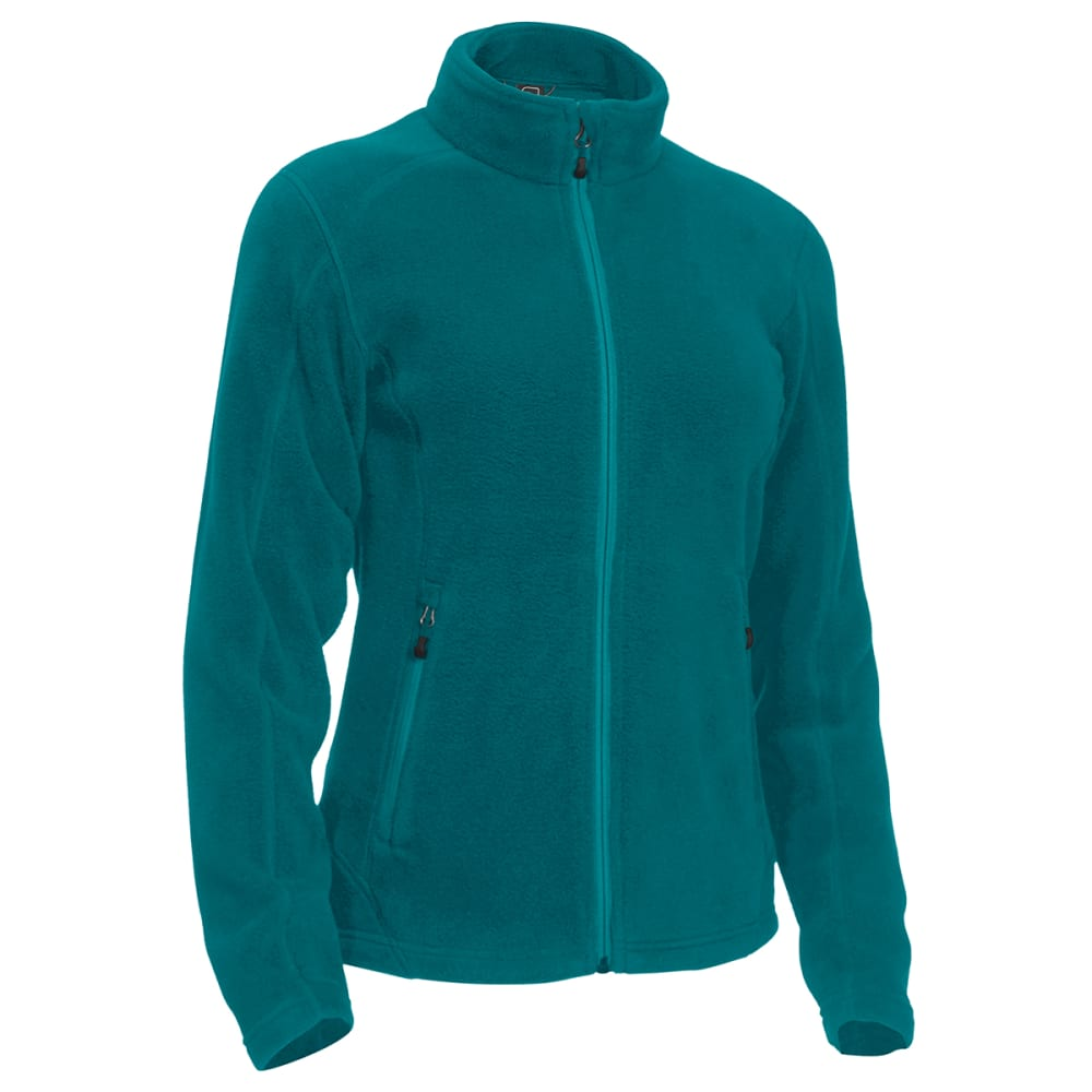 EMS® Women's Classic 200 Fleece Jacket - QUETZAL GREEN