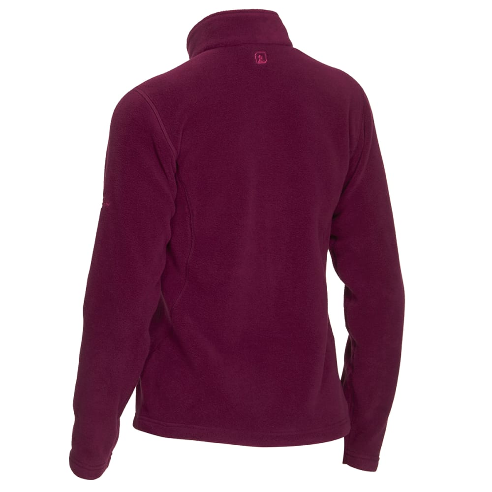 EMS Women's Classic 200 Fleece Jacket - PICKLED BEET