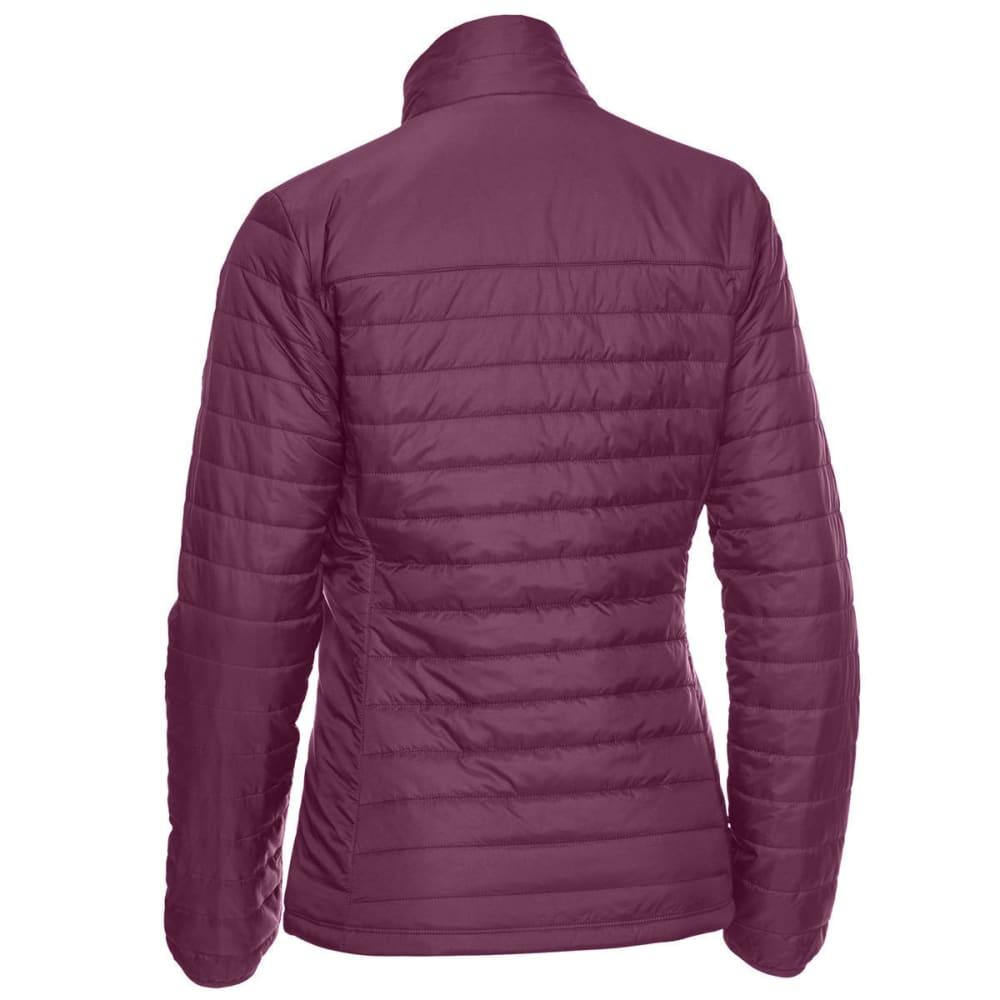 EMS Women's Prima Pack Insulator Jacket - AMARANTH