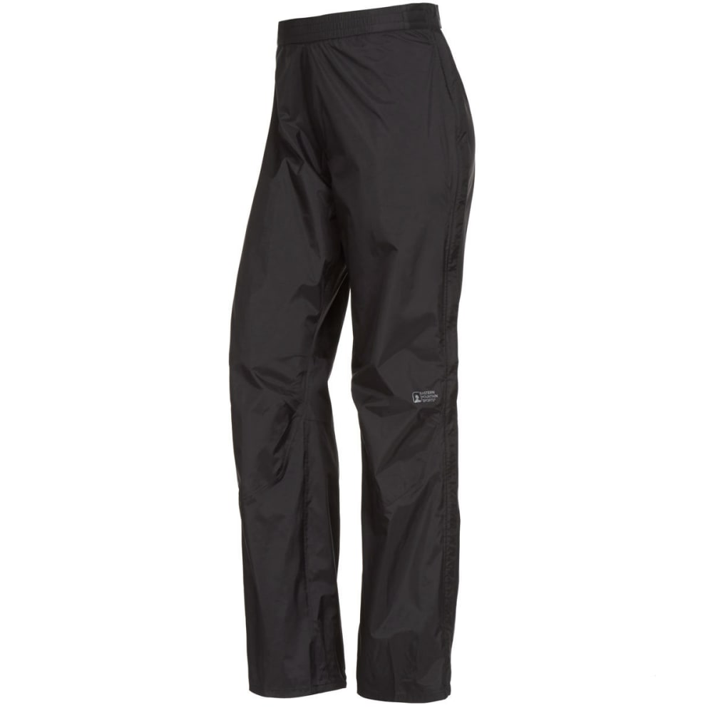EMS Women's Thunderhead Full-Zip Rain Pants - ANTHRACITE