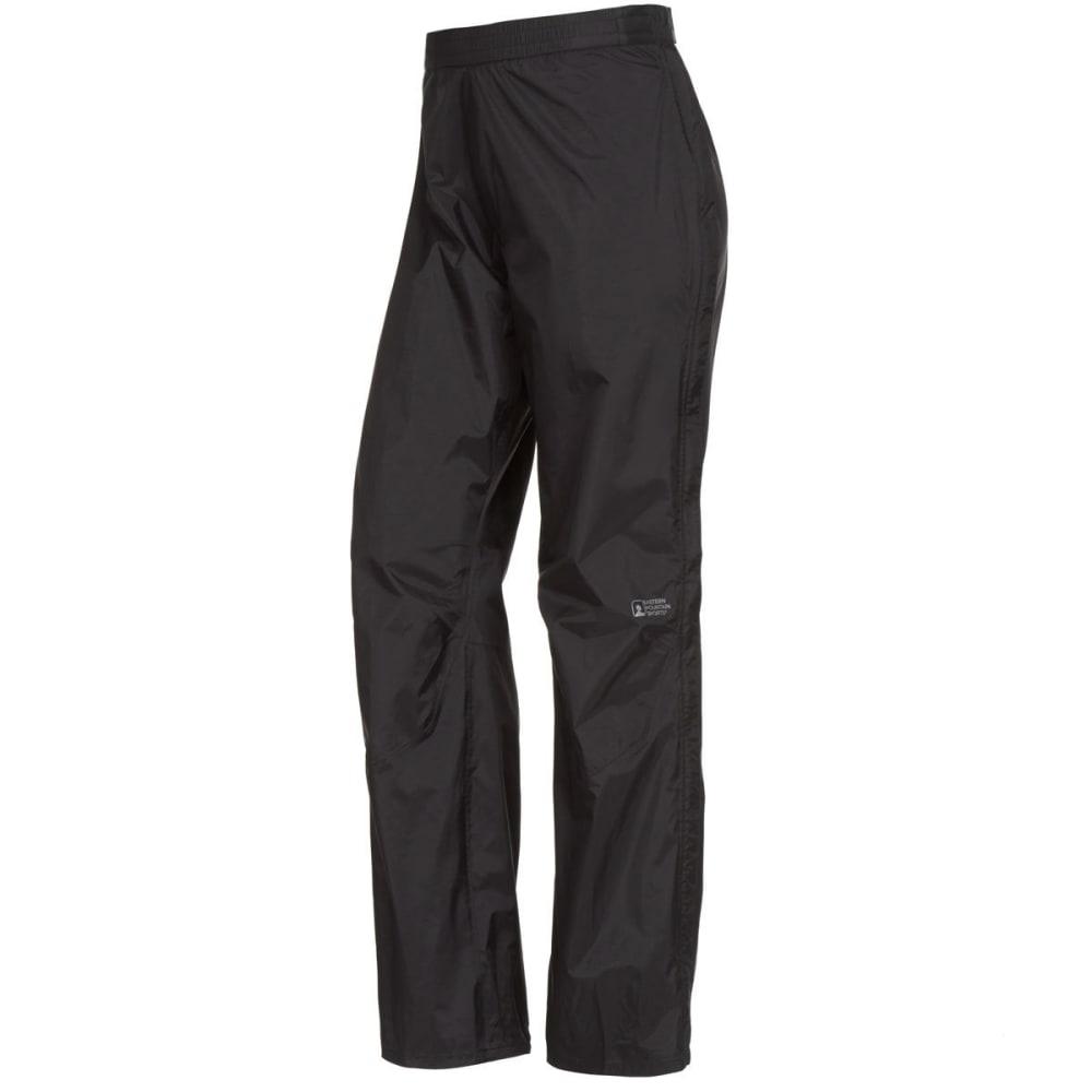 EMS Women's Thunderhead Full-Zip Rain Pants - ANTHRACITE