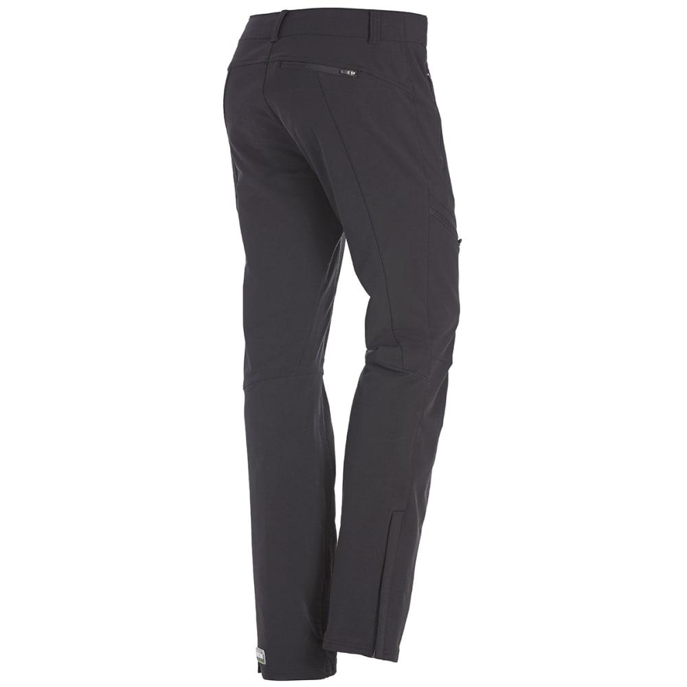 EMS Women's Pinnacle Soft Shell Pants - BLACK