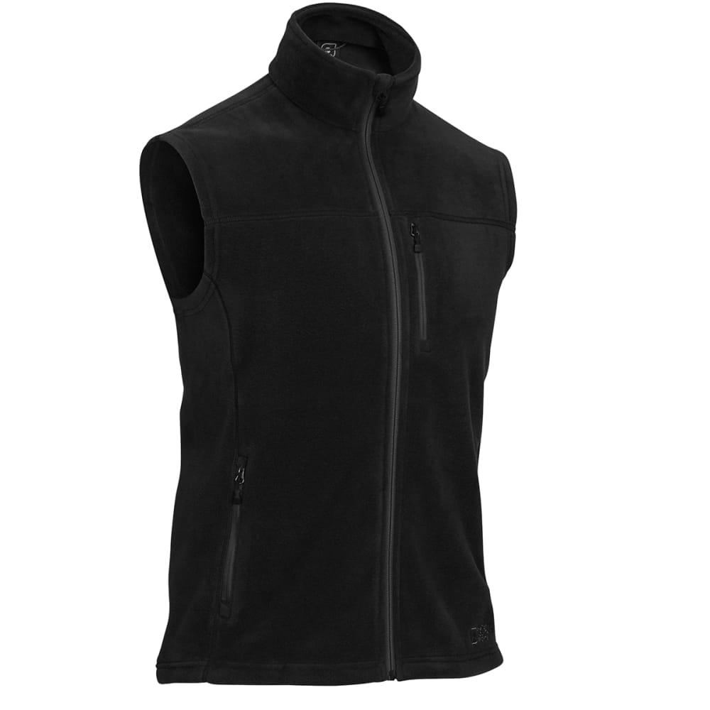 EMS Men's Classic 200 Fleece Vest - BLACK