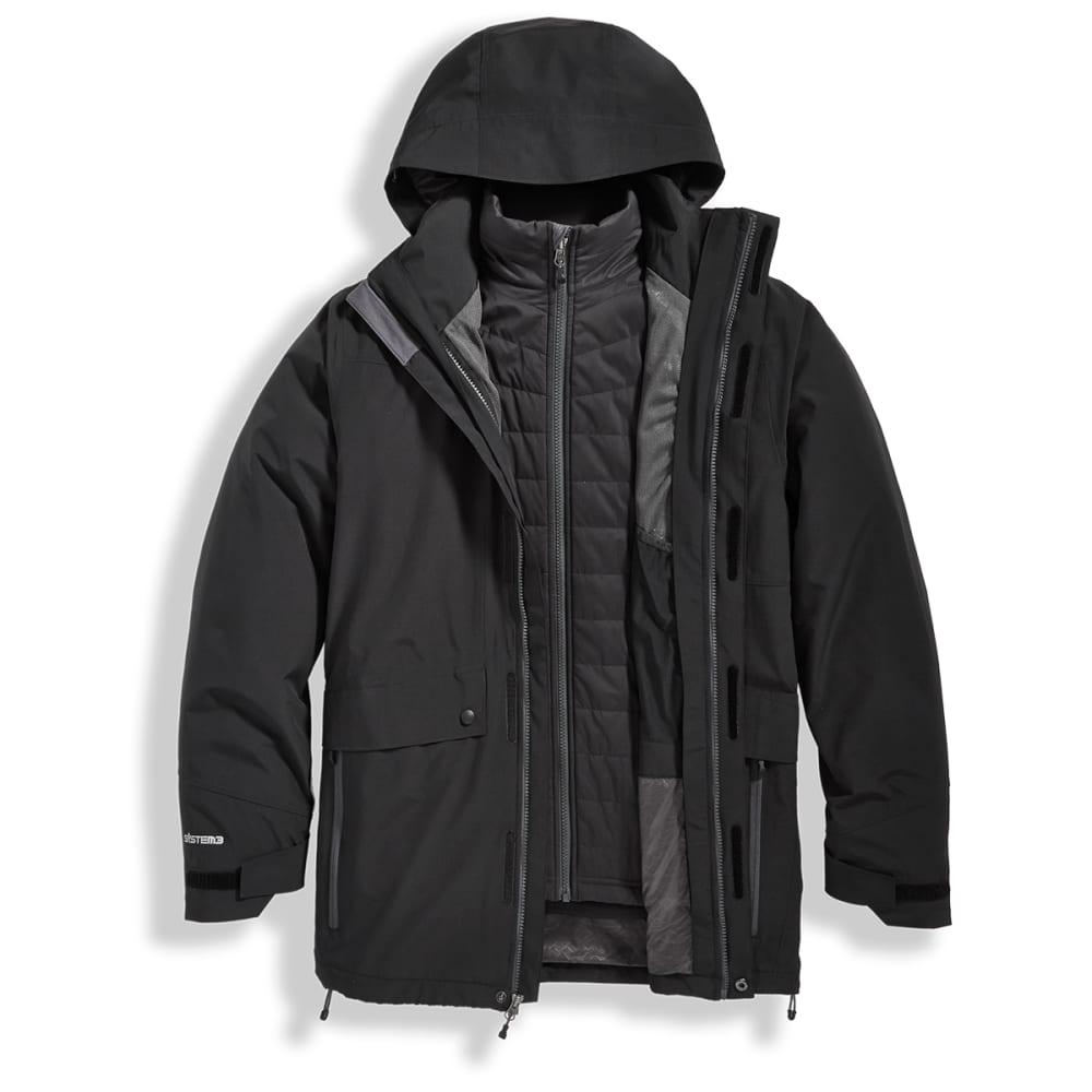 EMS® Men's Catskill 3-in-1 Jacket - BLACK