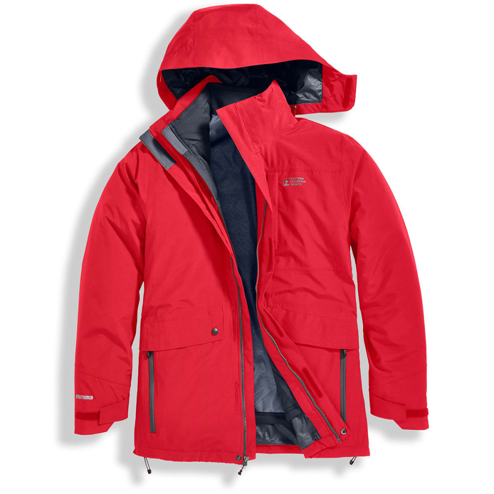 EMS® Men's Catskill 3-in-1 Jacket - SALSA