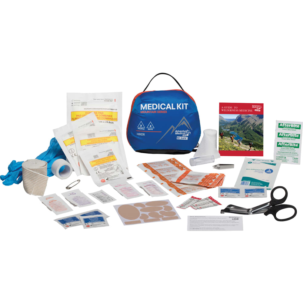 ADVENTURE MEDICAL KITS Mountain Hiker Kit - BLUE