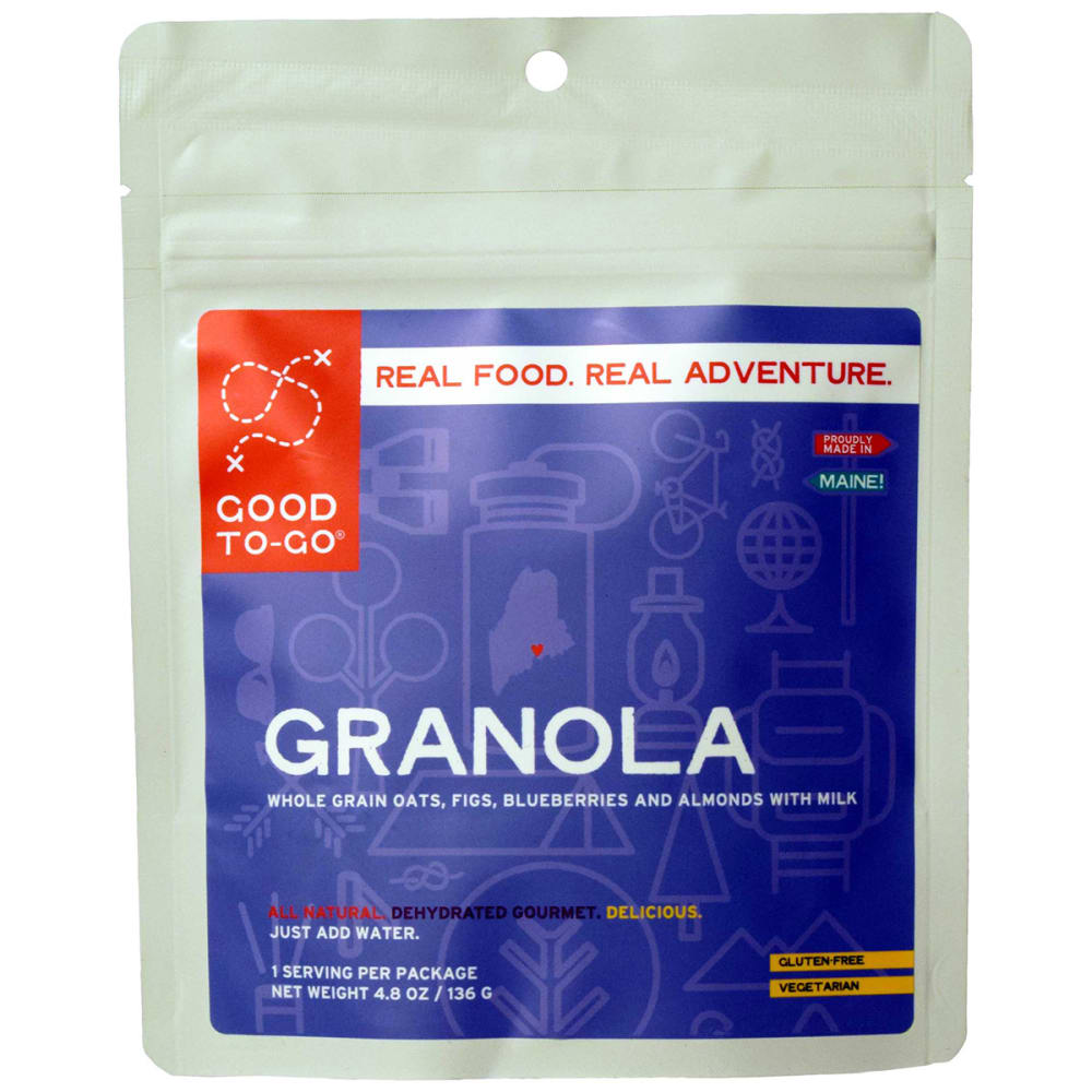 GOOD TO-GO Granola NO SIZE