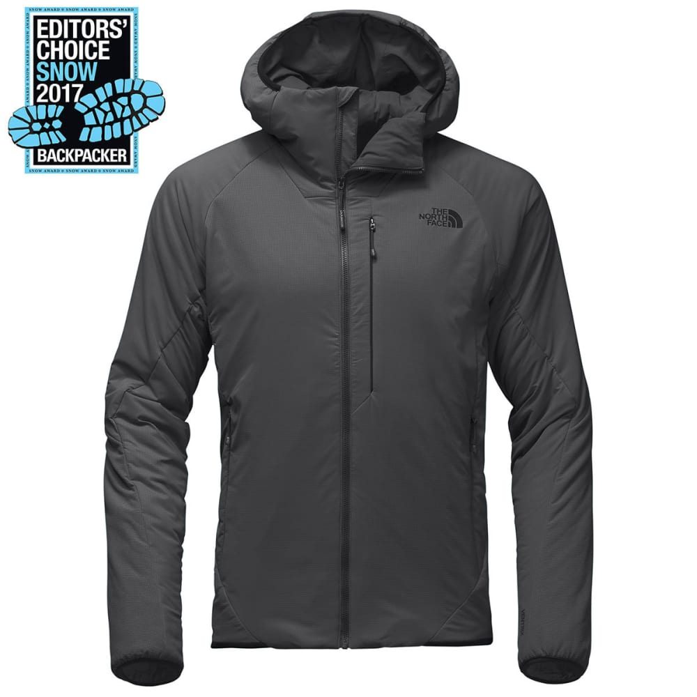 THE NORTH FACE Men's Ventrix Hoodie Jacket - 03B-ASPHALT GREY