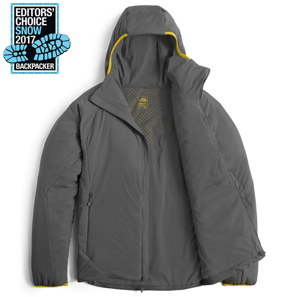 THE NORTH FACE Men's Ventrix Hoodie Jacket - ZQP-ASPHALT GRY
