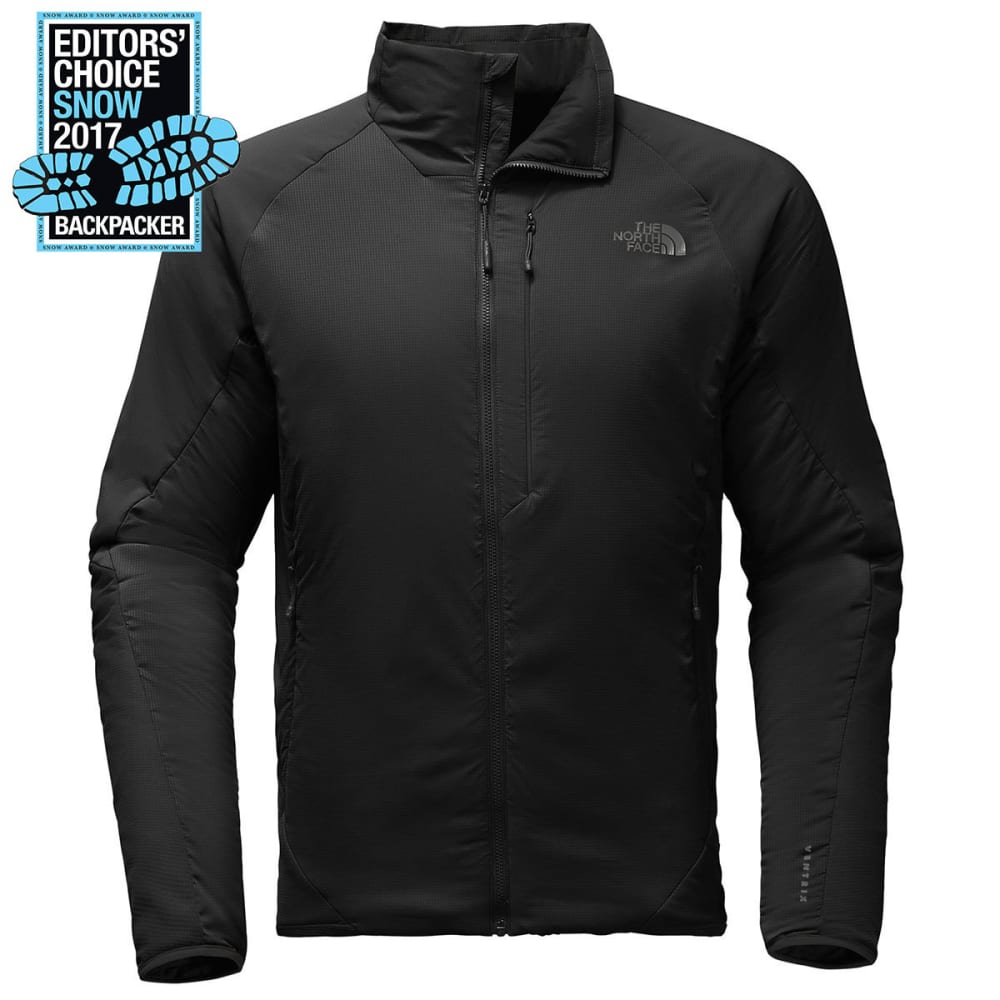 THE NORTH FACE Men's Ventrix Jacket - KX7-TNF BLACK