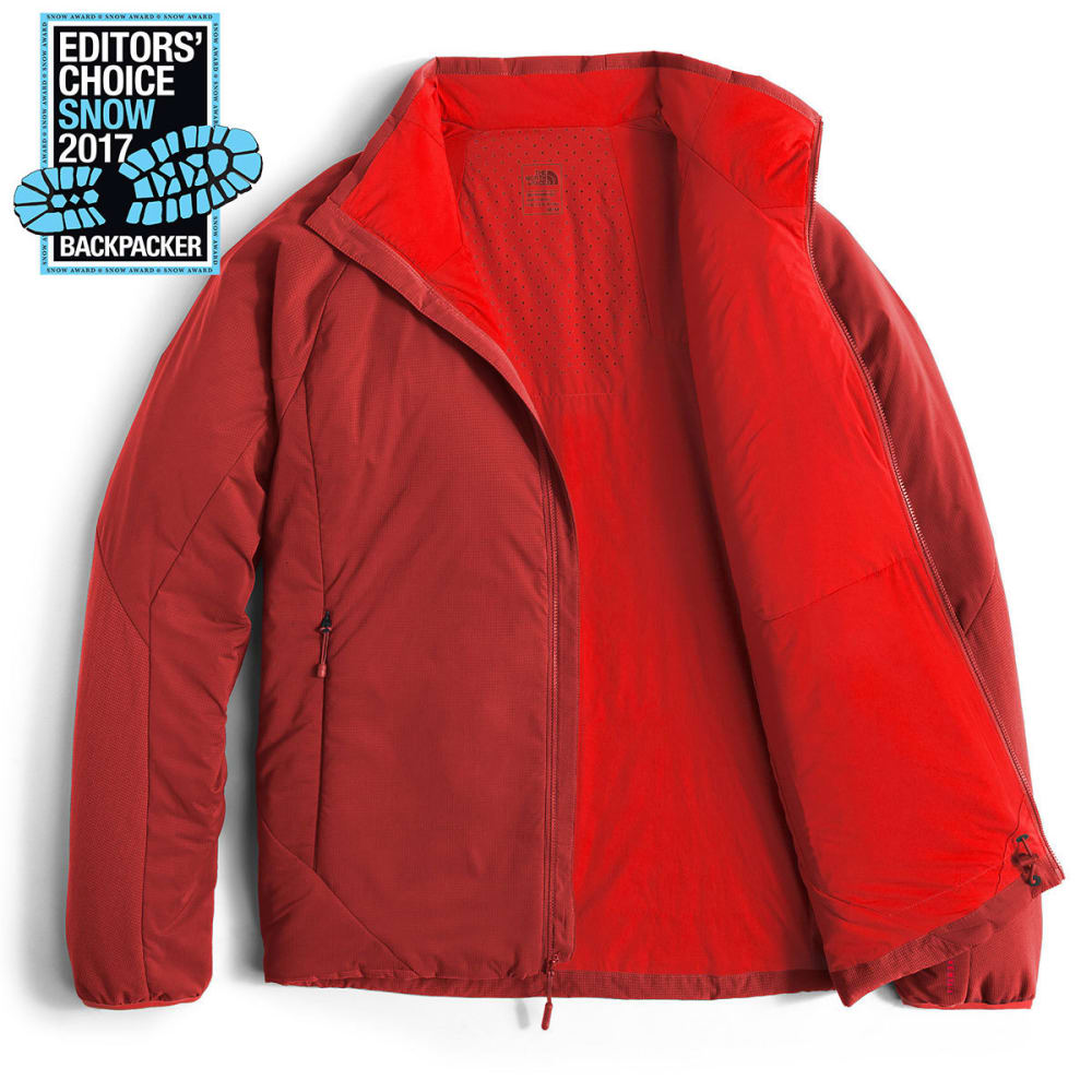 THE NORTH FACE Men's Ventrix Jacket - 3AG-CARDINAL RED