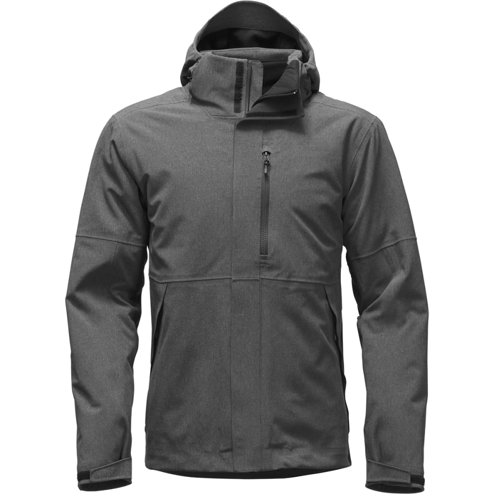 THE NORTH FACE Men's Apex Flex GTX Insulated Jacket - DYZ-TNF DARK GRY HTR