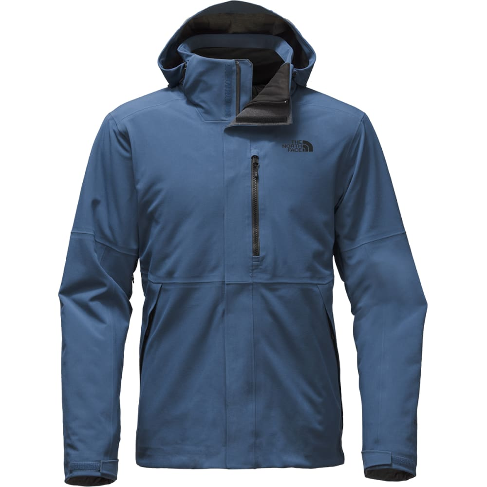 THE NORTH FACE Men's Apex Flex GTX Insulated Jacket - HDC-SHADY BLUE