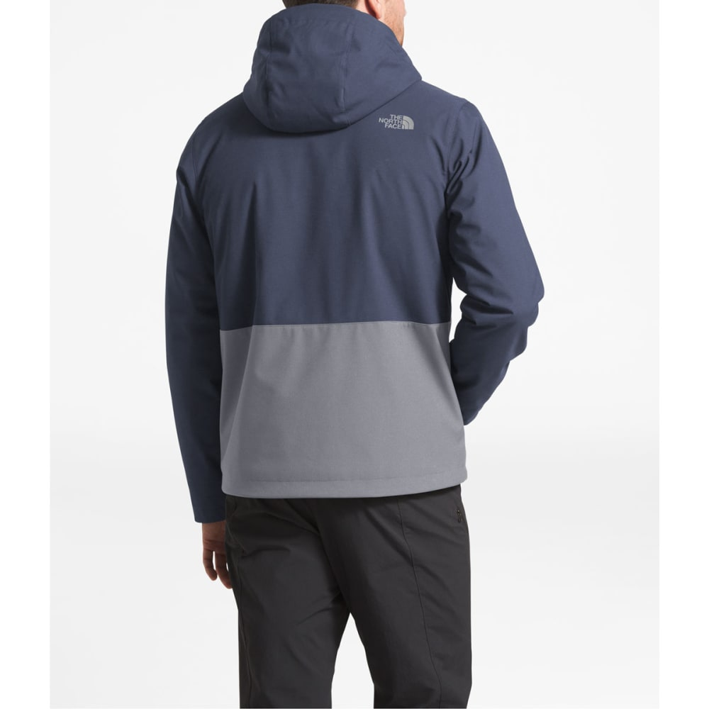 THE NORTH FACE Men's Apex Elevation Jacket - MYL MID GREY SH BLUE