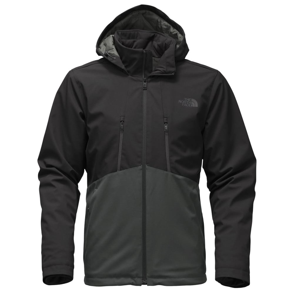THE NORTH FACE Men's Apex Elevation Jacket - KTO-TNF BLK GRY