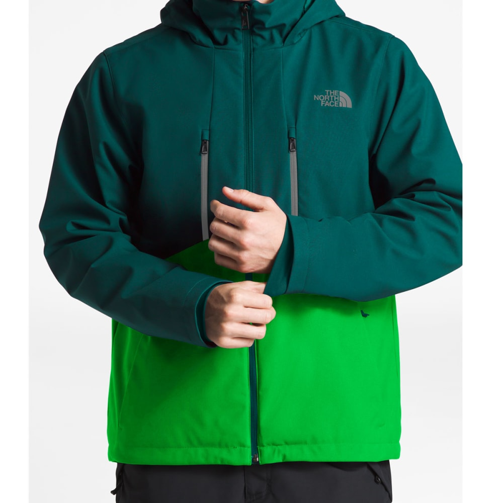 THE NORTH FACE Men's Apex Elevation Jacket - 6WV PRIMARY GREEN