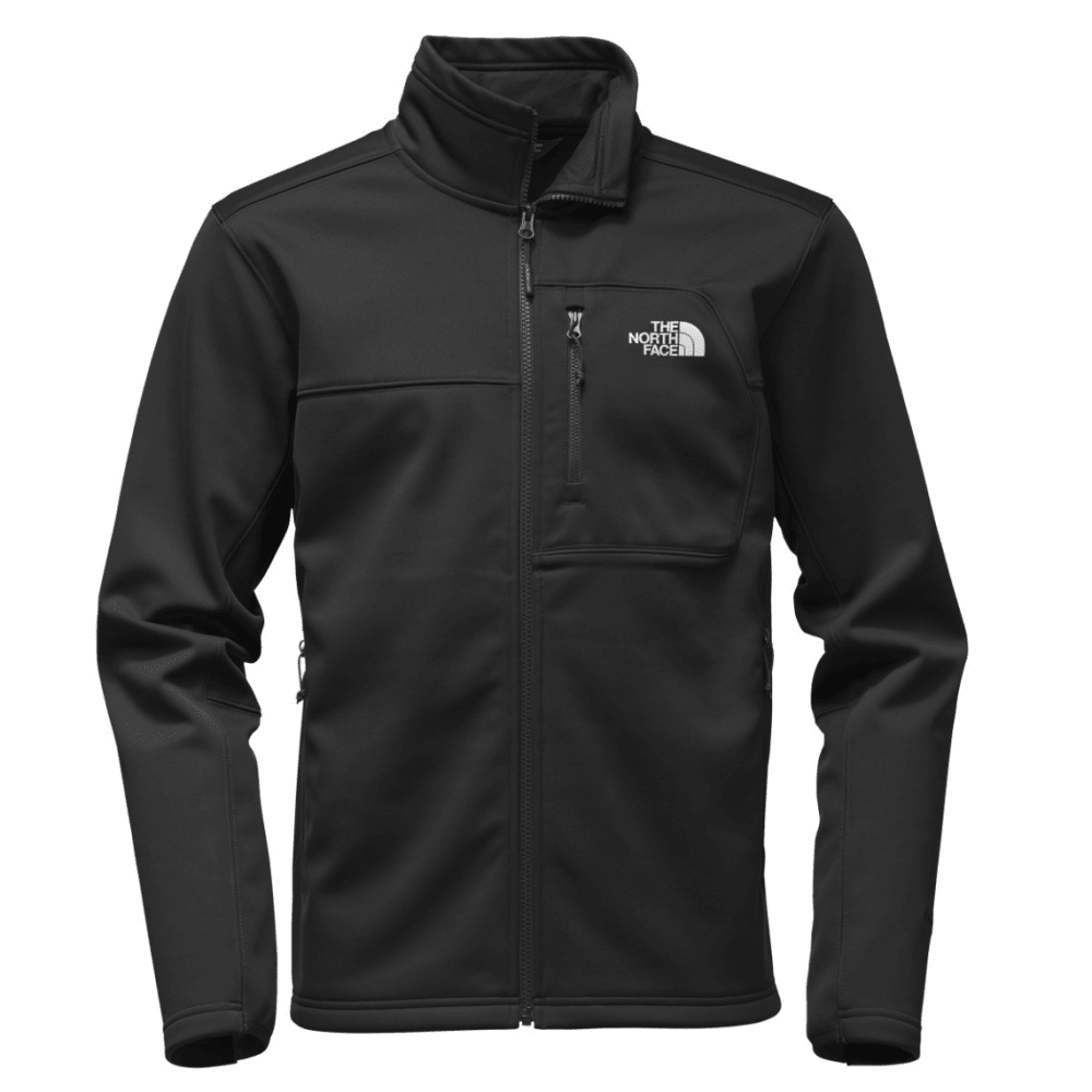 THE NORTH FACE Men's Apex Risor Jacket - KX7-TNF BLACK