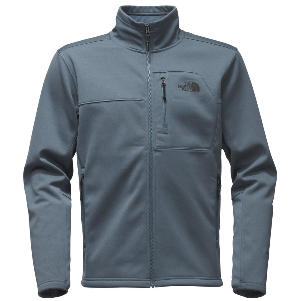 THE NORTH FACE Men's Apex Risor Jacket - DND-CONQUER BLUE HTR