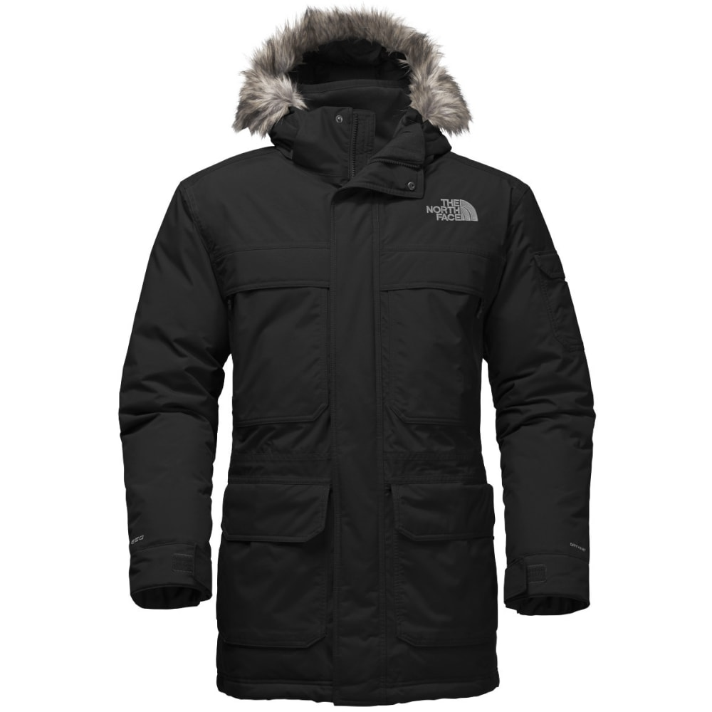 THE NORTH FACE Men's McMurdo Parka III - JK3-TNF BLACK