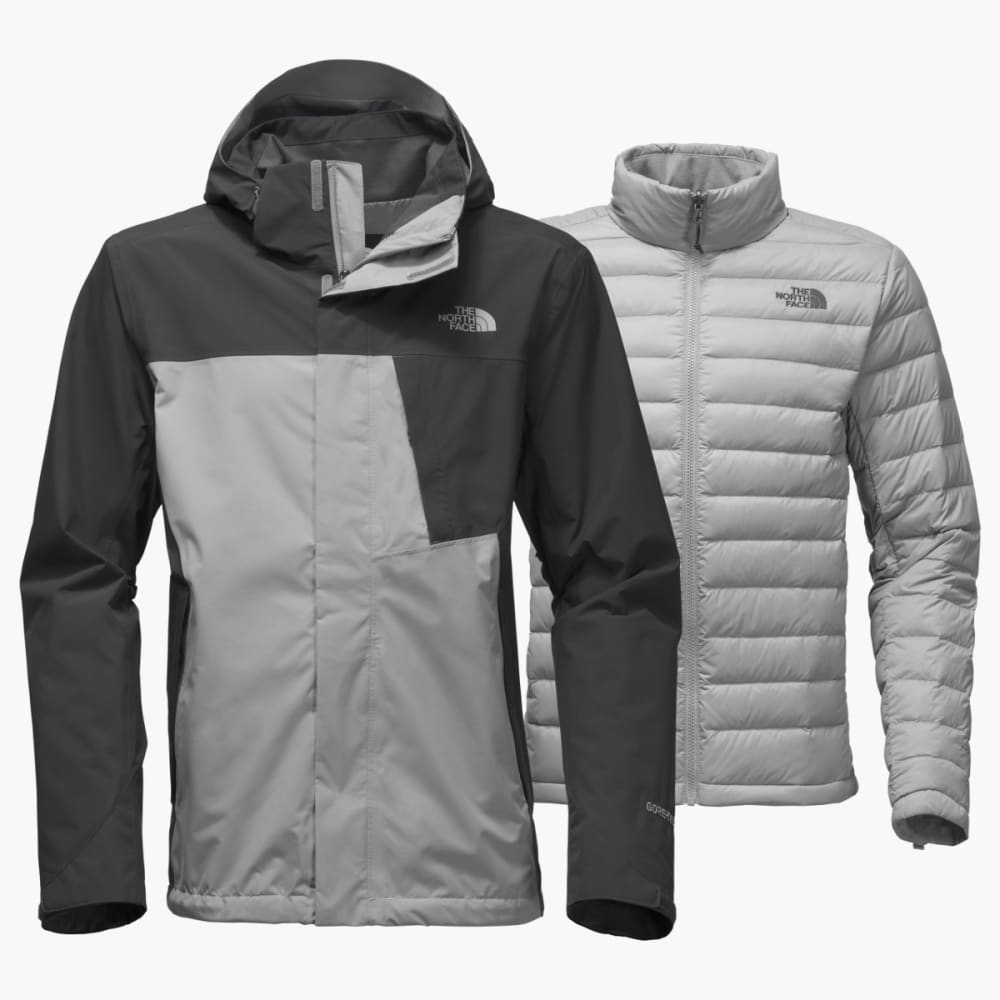 41f8c8bf2ae5 THE NORTH FACE Men  39 s Mountain Light Triclimate Jacket - K9B-MONUMENT