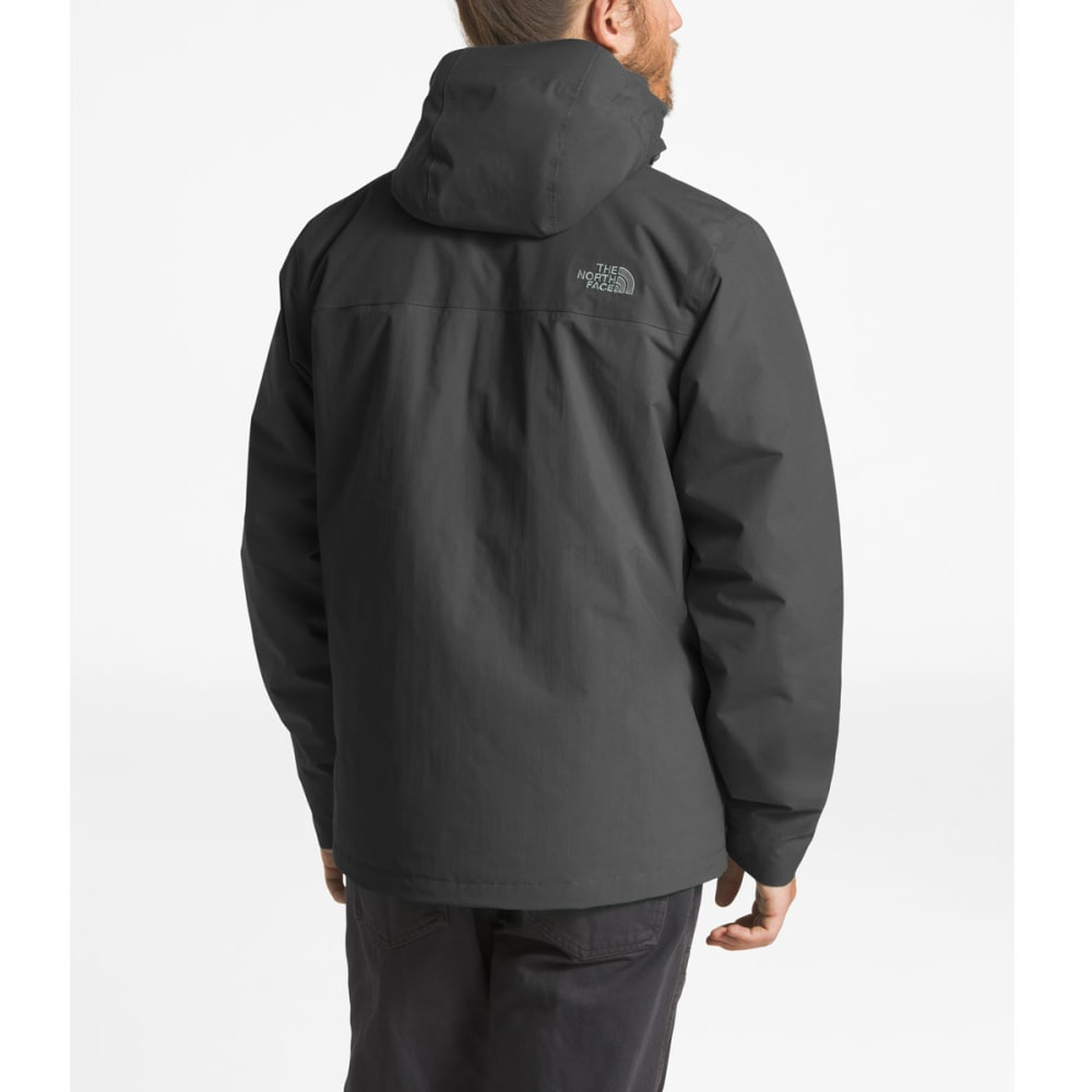 THE NORTH FACE Men's Carto Triclimate Jacket - 03B-ASHPALT GREY