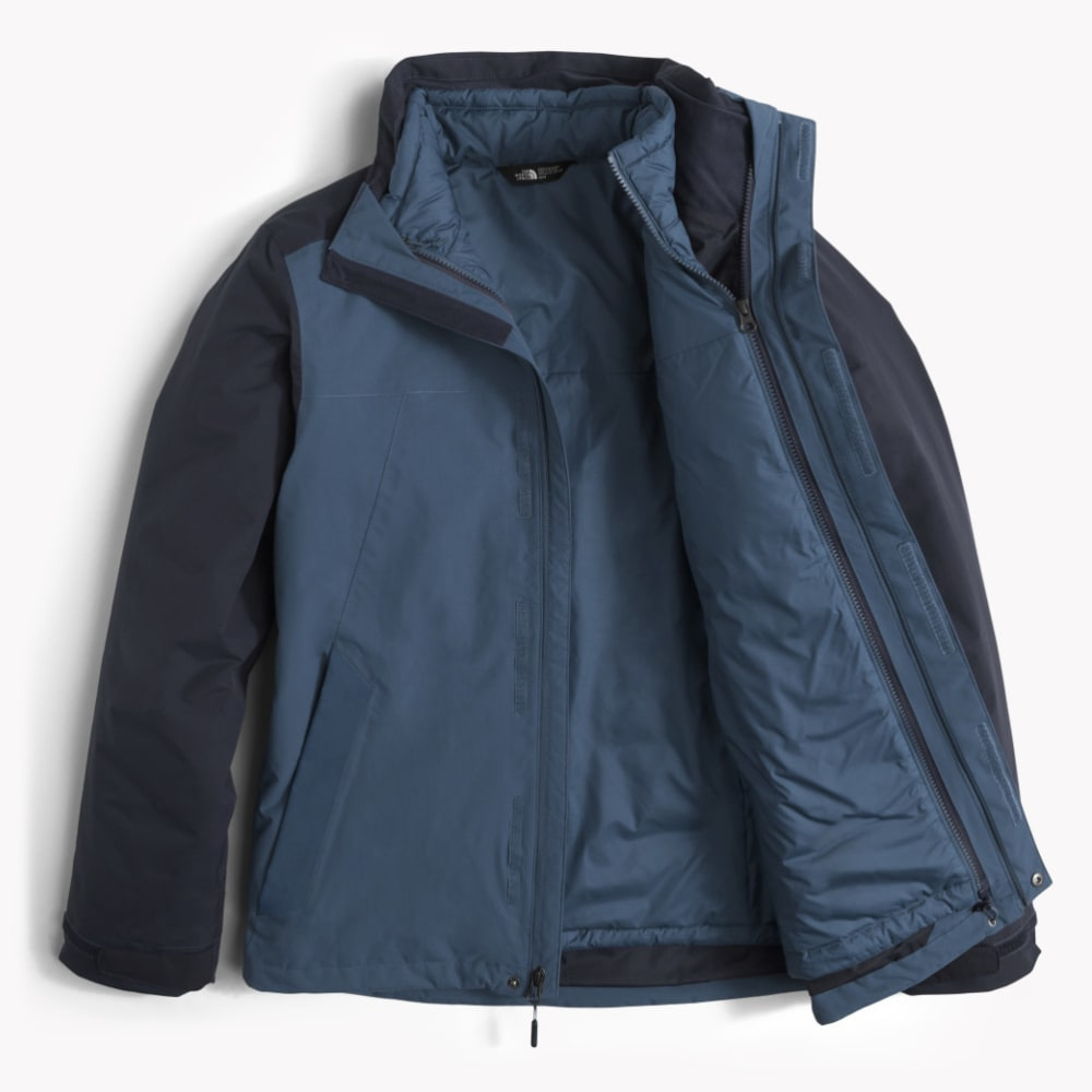 THE NORTH FACE Men's Carto Triclimate Jacket - LKM-SHADY BLUE