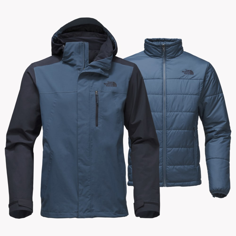 THE NORTH FACE Women's Carto Triclimate Jacket - LKM-SHADY BLUE