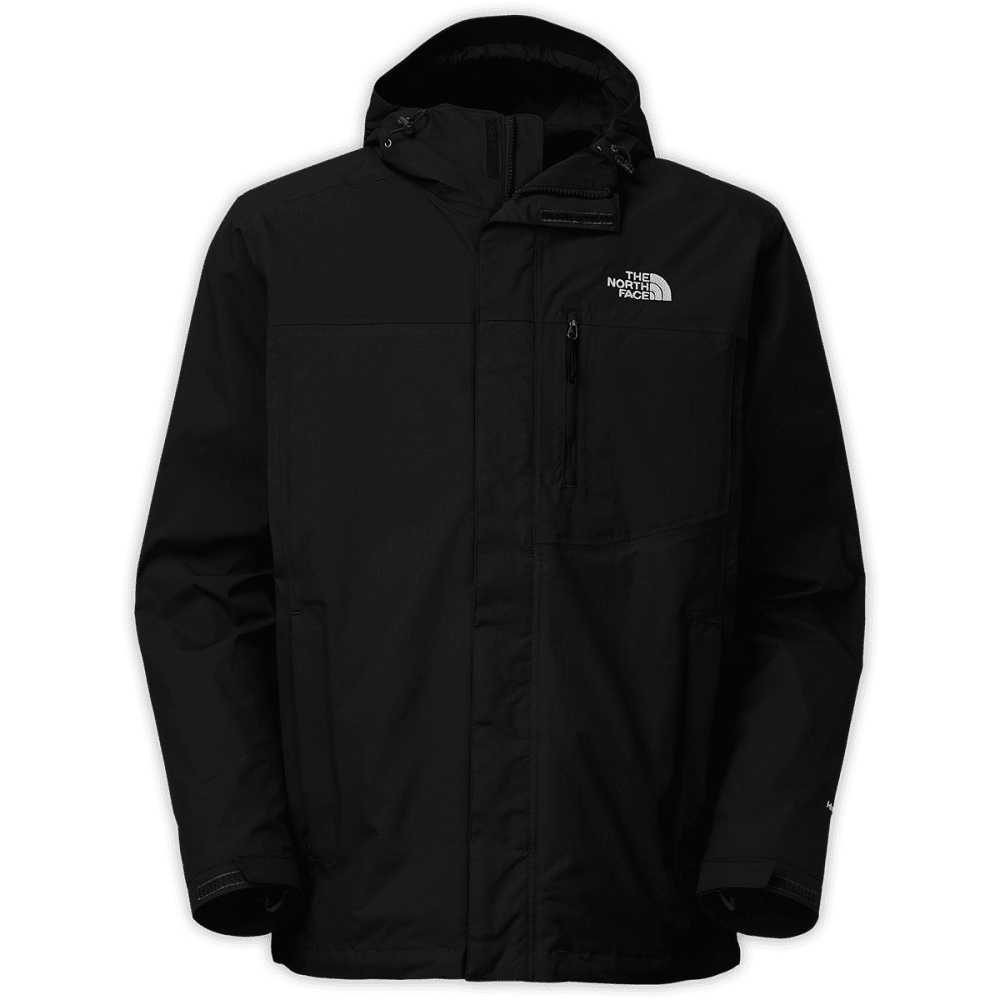 THE NORTH FACE Men's Atlas Triclimate Jacket - KX7-TNF BLACK