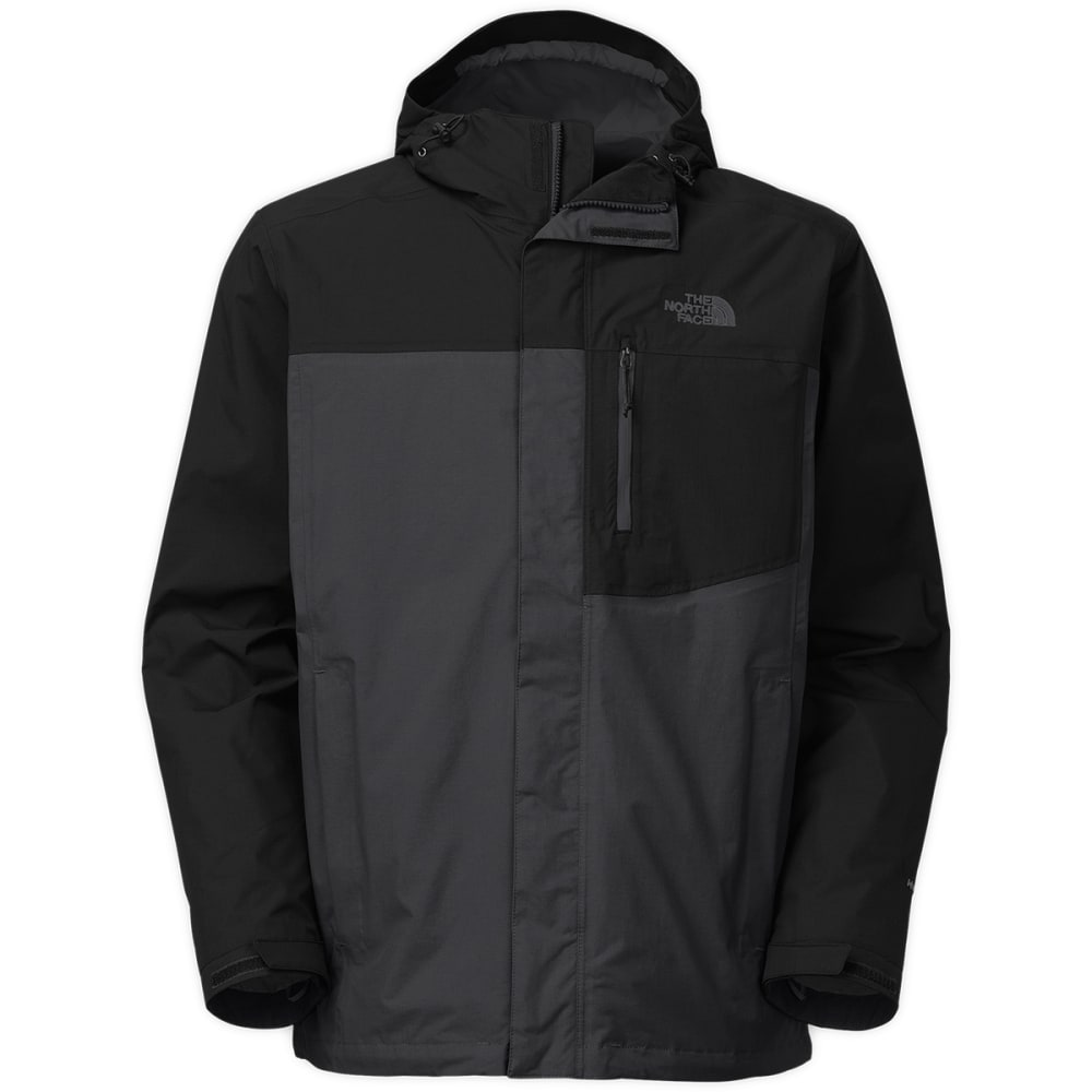 THE NORTH FACE Men's Atlas Triclimate Jacket - MN8-ASPHALT GREY