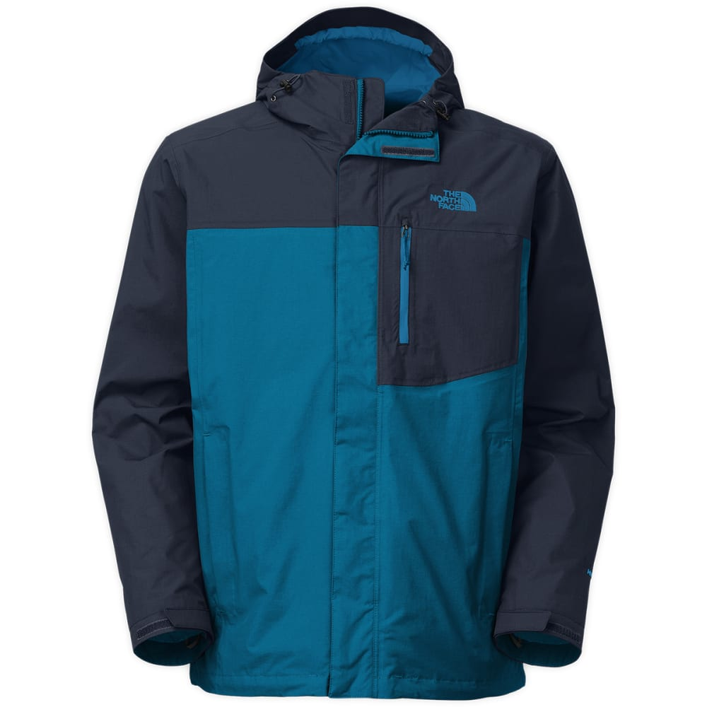 THE NORTH FACE Men's Atlas Triclimate Jacket - WFJ-BRLLNT BLUE/NAVY